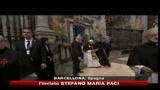 Papa- Europa progetti futuro partendo dalla verità autentica dell'uomo