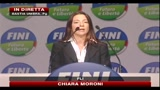 Convention FLI, Moroni: ci troviamo nel libero stato del bunga-bunga