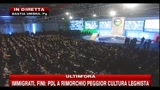6 - Fini: no contro Berlusconi, siamo oltre il PDL