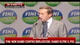 7 -Fini: chiusa pagina PDL e Berlusconi