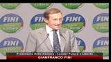 Fini: Berlusconi si dimetta o i ministri di FLI fuori dal governo