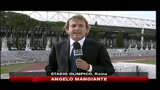 07/11/2010 - Derby Lazio-Roma, cancelli dell'Olimpico aperti alle 12
