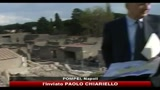 Casa gladiatori Pompei, crollo causato non solo dalla pioggia