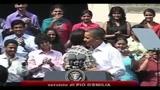 India, terzo giorno di visita ufficiale di Barack Obama