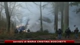 Germania, scontri tra ambientalisti e polizia per scorie nucleari