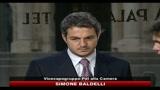 Crisi PDL, le parole di Baldelli, Buttiglione e Di Pietro