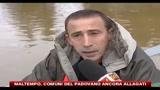 08/11/2010 - Maltempo, comuni del padovano ancora allagati