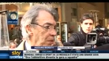 Moratti, problema Inter sono gli infortuni