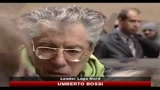 Governo, Bossi: spiraglio per trattare con Fini