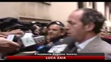Zaia: impegno concreto da parte del governo