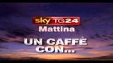 Un caffè con... Luigi Zanda