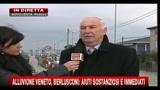 10/11/2010 - Berlusconi in Veneto, parla il sindaco di Bovolenta