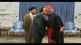 10/11/2010 - Benedetto XVI scrive al presidente dell'Iran