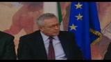 Maltempo, Tremonti: 300 milioni di euro stanziati per il Veneto