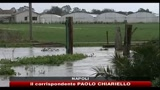 11/11/2010 - Maltempo Campania, paura per la piena del Sele