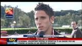 11/11/2010 - Roma, Leandro Greco dal primo minuto contro la Fiorentina