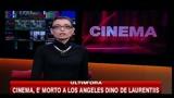 11/11/2010 - Cinema, è morto a Los Angeles Dino De Laurentiis