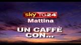 Un caffè con... Roberto Rao