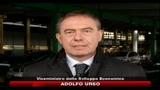 Crisi, Urso: oggi le nostre dimissioni irrevocabili
