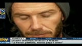 Calcio Usa, parla David Beckham