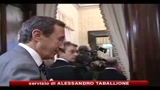 15/11/2010 - Dimissioni FLI: Napolitano convoca per domani i presidenti di Camera e Senato
