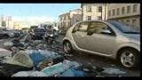 Emergenza rifiuti, rivolte e blocchi stradali a Napoli