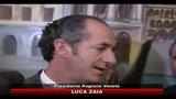 Alluvione Veneto, Zaia: confermati danni per 1,5 miliardi