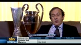 Intervista a Platini /1: battere le scommesse