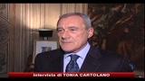 Arresto Iovine, Grasso: siamo l'antimafia che lavora