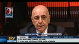 Contratti, Galliani: ne parliamo in primavera