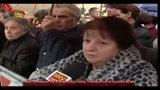18/11/2010 - Milano, rabbia ai funerali del tassista ucciso a botte