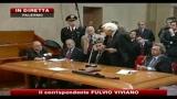 Motivazioni condanna Dell'Utri: fu tramite mafia-Berlusconi