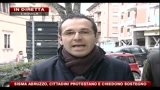 Sisma Abruzzo, oggi manifestazione SOS: L'Aquila chiama Italia
