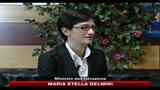 Gelmini: Carfagna ha portato avanti progetti importanti