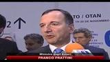 Frattini: Obama ha ringraziato berlusconi per Afghanistan