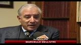 Mafia, Dell'Utri: respingo ogni addebito