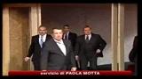 Berlusconi: avremo una buona fiducia, altrimenti voto