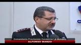 Bologna, arrestato il boss della 'ndrangheta e scoperto arsenale