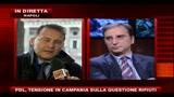 CiriellI: Respingo accuse Carfagna, Cosentino persona corretta