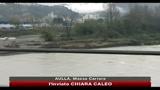 Frane e allagamenti a Massa, evacuate sette famiglie