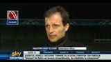 Milan, intervista a Massimiliano Allegri