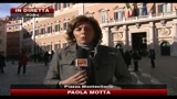 Maggioranza battuta alla camera, FLI vota con opposizione