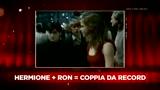 23/11/2010 - Francesco Castelnuovo intervista Emma Watson e Rupert Grint