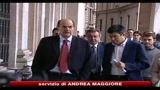 Bersani: con un voto Berlusconi non potr governare