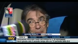 25/11/2010 - Champions League, Inter-Twente 1-0: parla Moratti