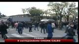 Scontri a Firenze tra studenti e polizia