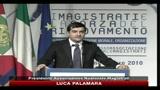 Palamara: i magistrati non sono avversi alla politica