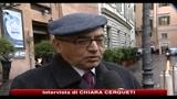 Giustizia, Berruti: politica tenta di intervenire su nomine magistrati