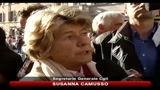 27/11/2010 - CGIL, Camusso: questo governo non sta dando futuro al paese