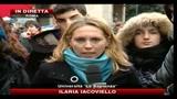30/11/2010 - Riforma dell'Università, continuano le proteste degli studenti